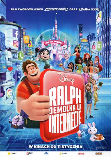 Ralph Demolka W Internecie [2D dubbing]