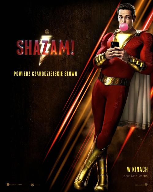 Shazam! [2D napisy]