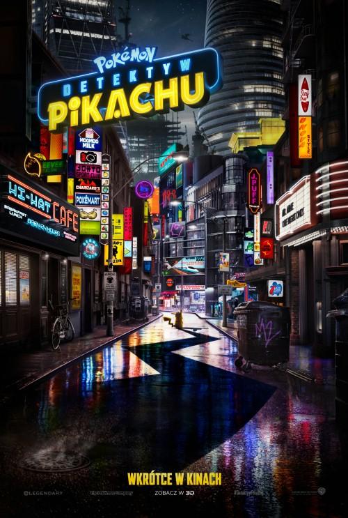 Pokémon: Detektyw Pikachu [2D dubbing]