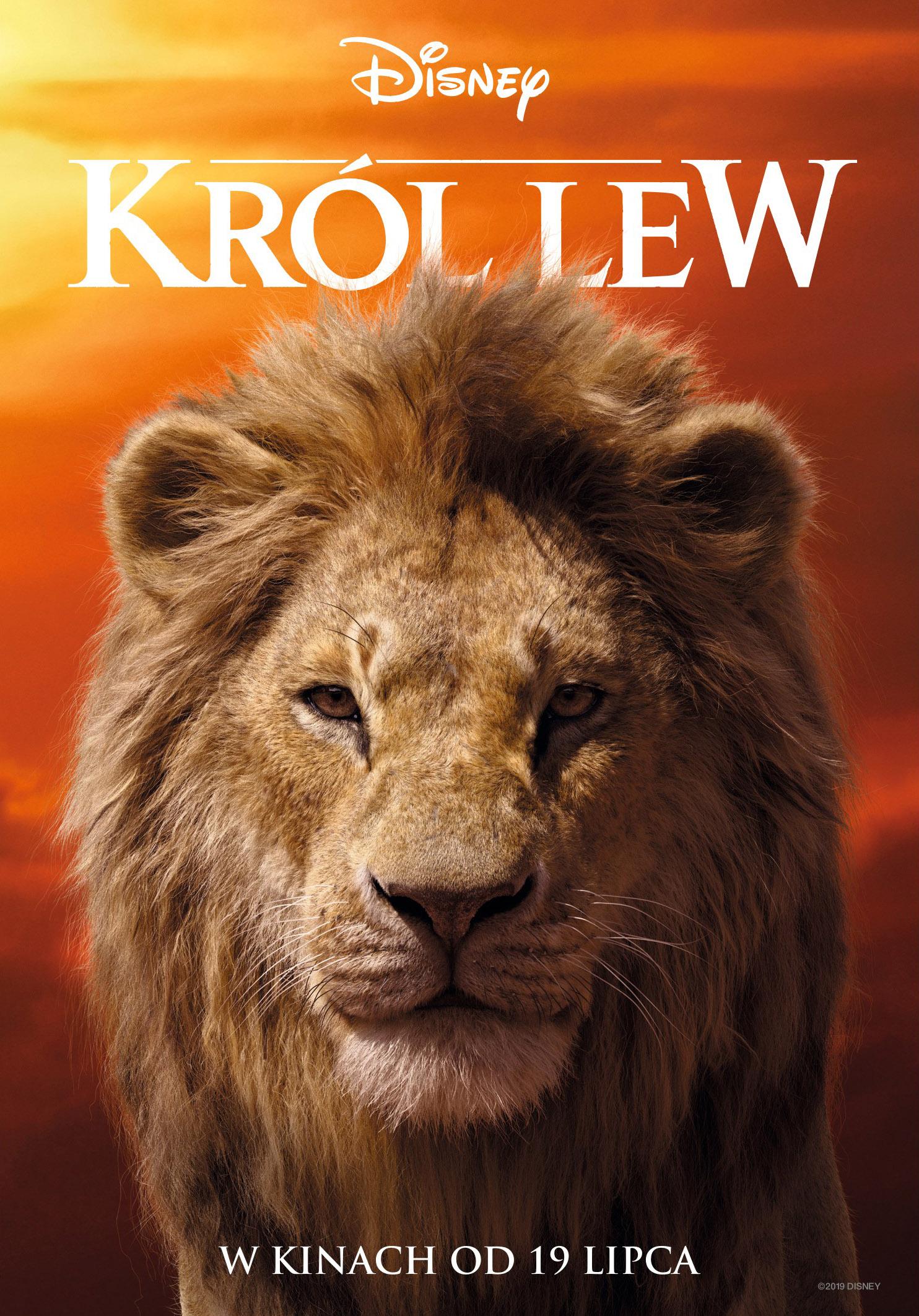 Król Lew [2D dubbing]