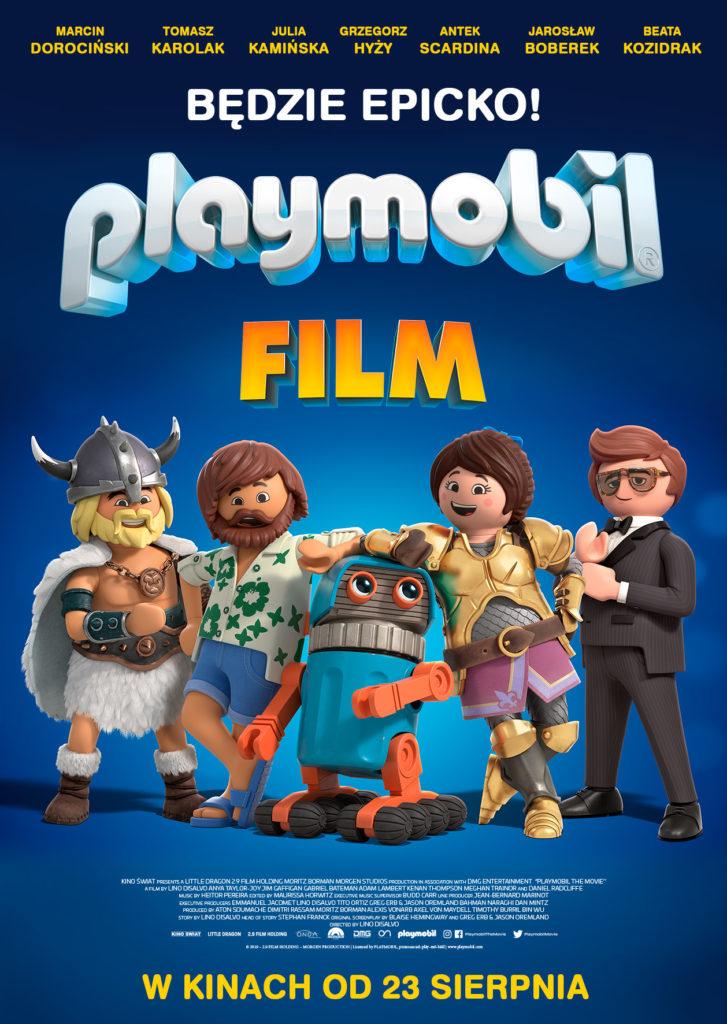 Playmobil: Film [2D dubbing]