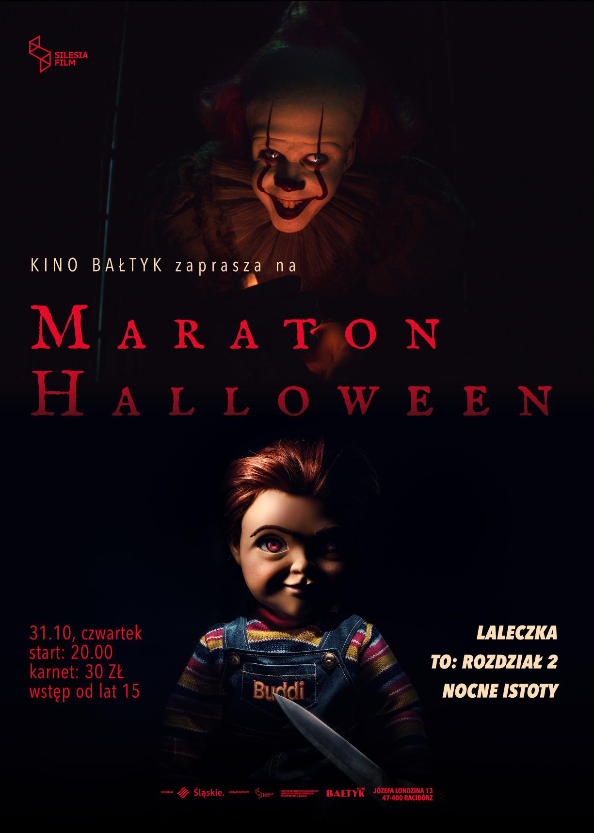 Maraton Halloween 2019: Laleczka / To: Rozdział 2 / Nocne Istoty