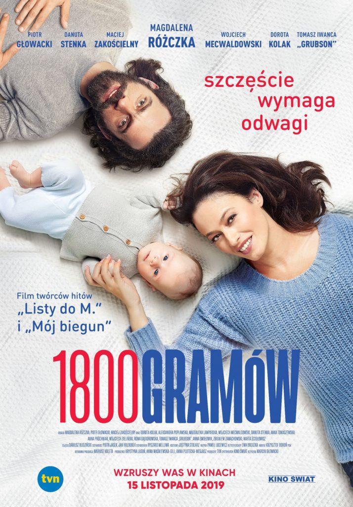 1800 Gramów