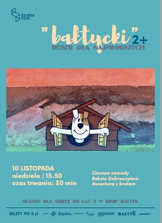 Bałtycki Deser Dla Najmłodszych: Bolek i Lolek: Zimowe zawody, Reksio dobroczyńca, Przygody Myszki: Awantura z kretem