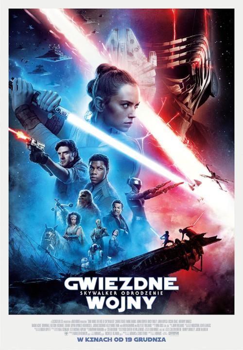 Gwiezdne Wojny: Skywalker. Odrodzenie [2D dubbing]