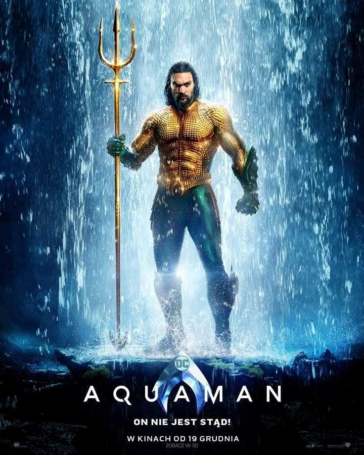Aquaman [2D napisy]