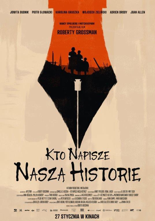 Kto Napisze Naszą Historię [Międzynarodowy Dzień Pamięci o Ofiarach Holocaustu]