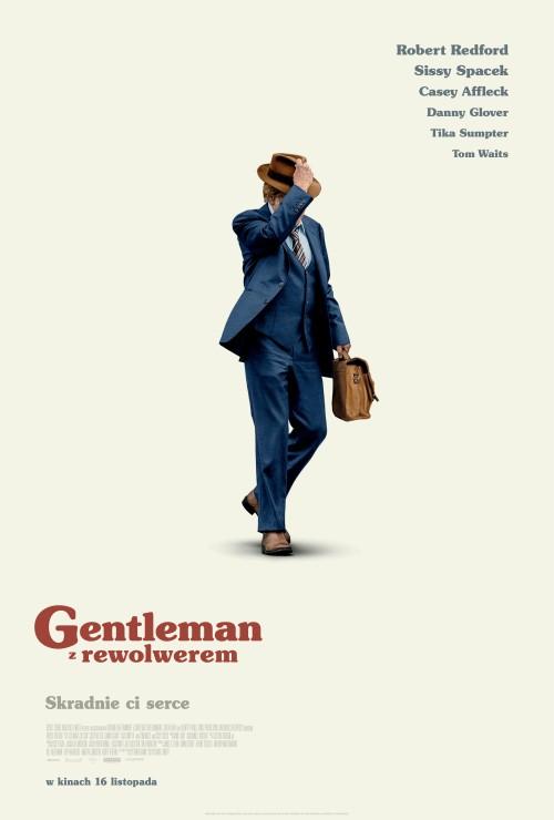 Gentleman Z Rewolwerem