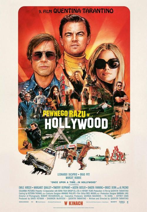 Pewnego Razu… W Hollywood
