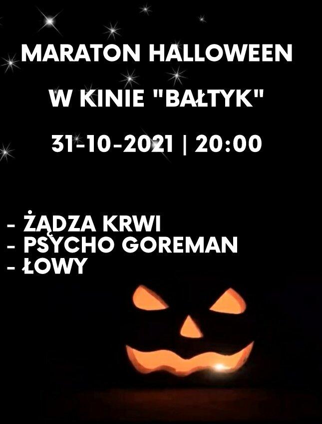 Maraton Halloween – Żądza krwi